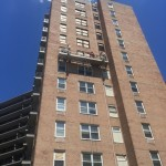 High rise building painting contractors