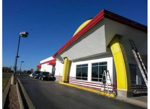 McDonald's Painting contractors