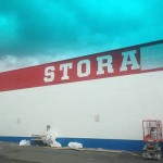 Storage Facility Painting
