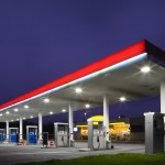 Gas Station Painting / retail Store Painting / commercial painting services