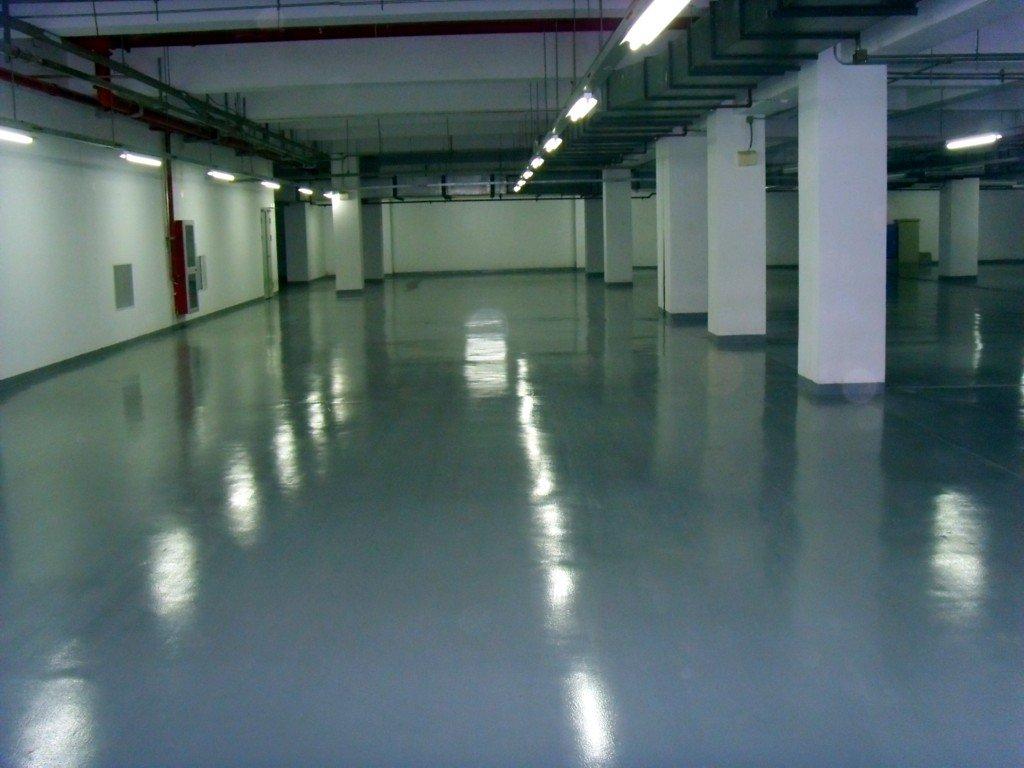 Commercial Epoxy Floor Coating : Epoxy floor painting retailstorepainting retail