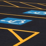 parking lot Painting contractors
