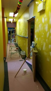 daycare painting / RSP Commercial painters