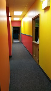 daycare painting / commercial painters / Retail Strore Painting