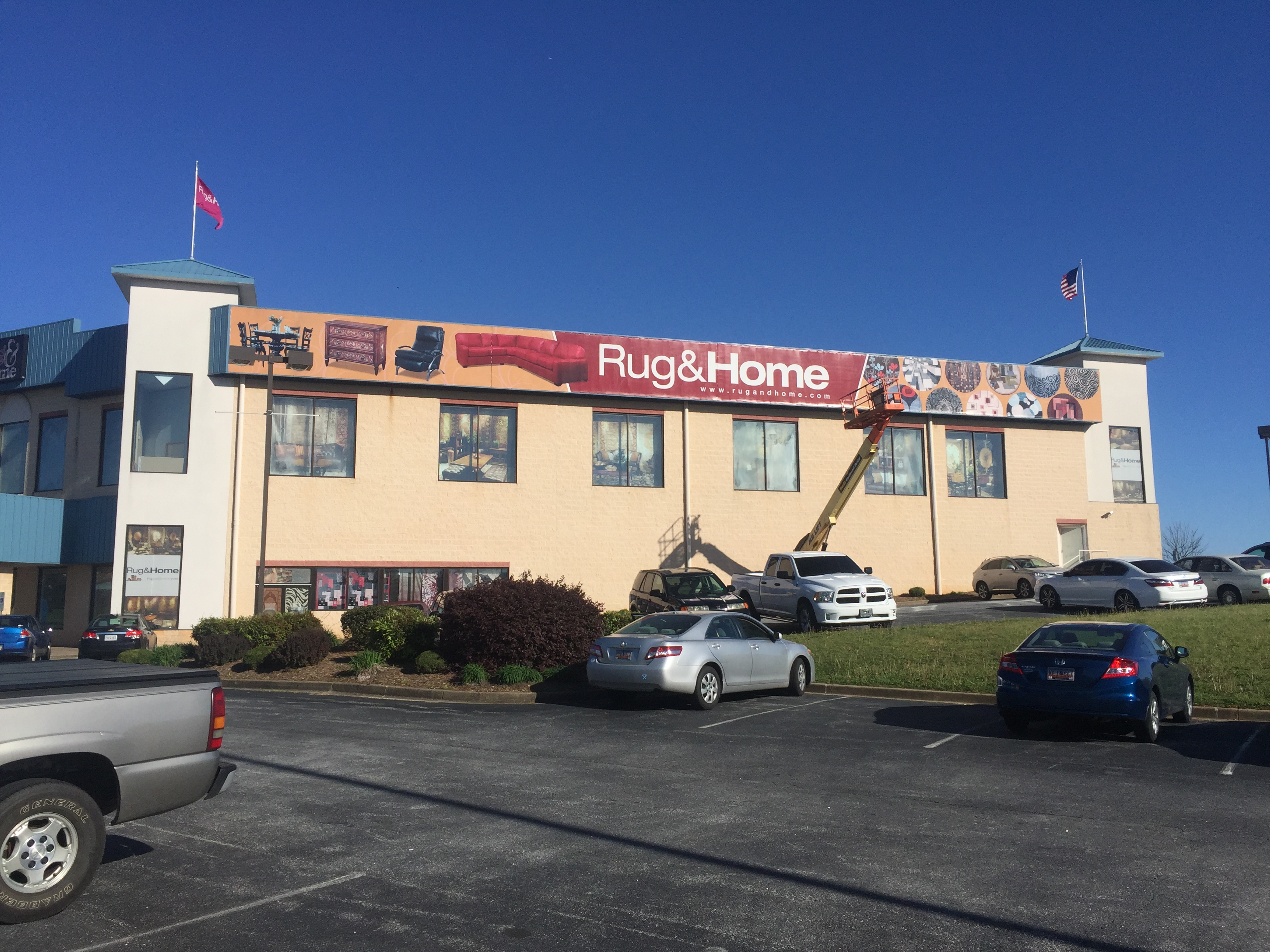 Rug And Home Department Painting
