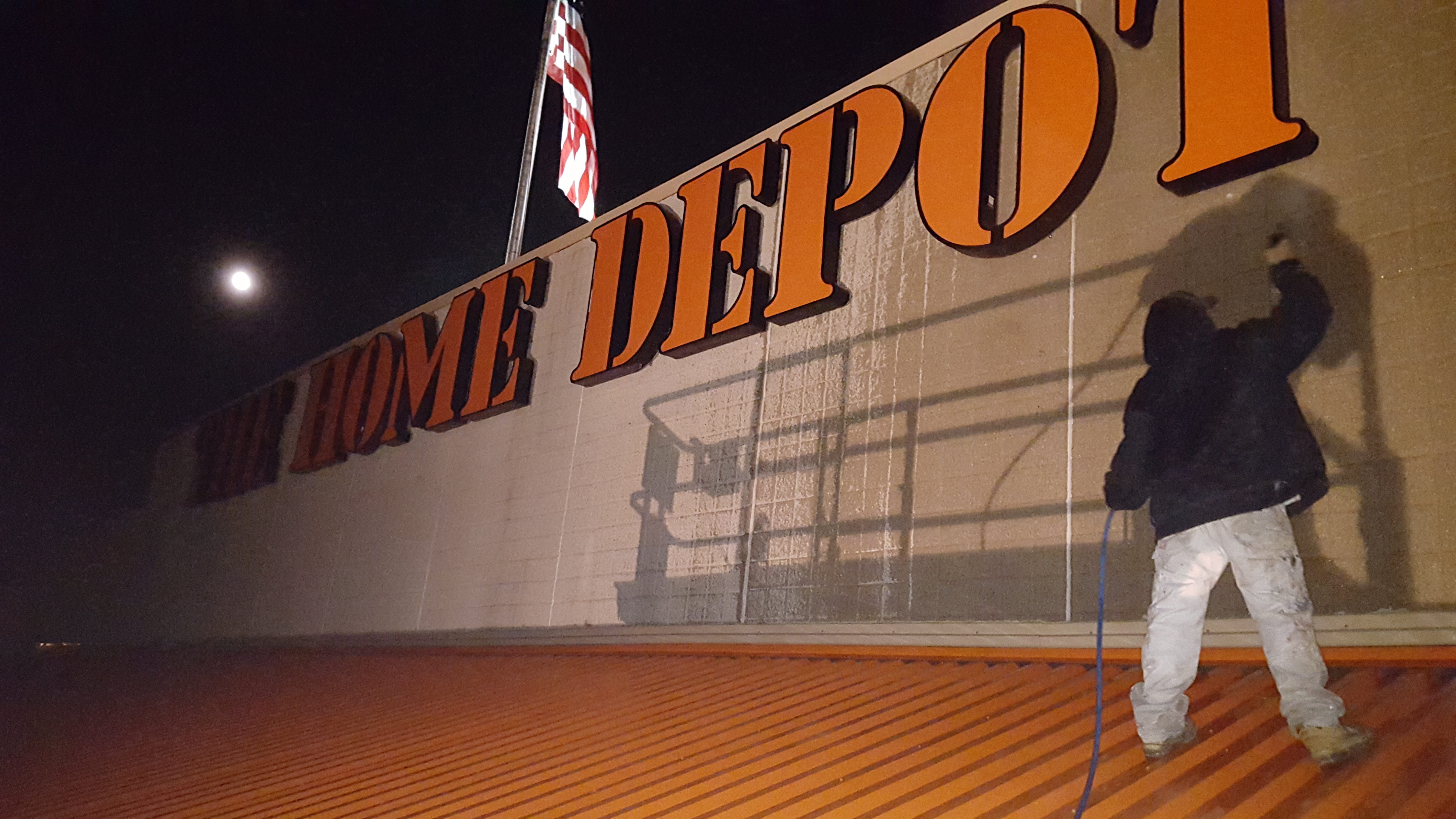 Home depot retail research project
