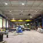 Manufacturing plant Painting Contractors