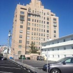 High rise building painting / RSP Painting / Baltimore, MD.