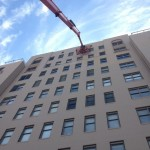 painting new jersey high rise buildings
