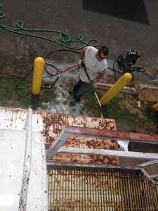Paint Stripping Contractor