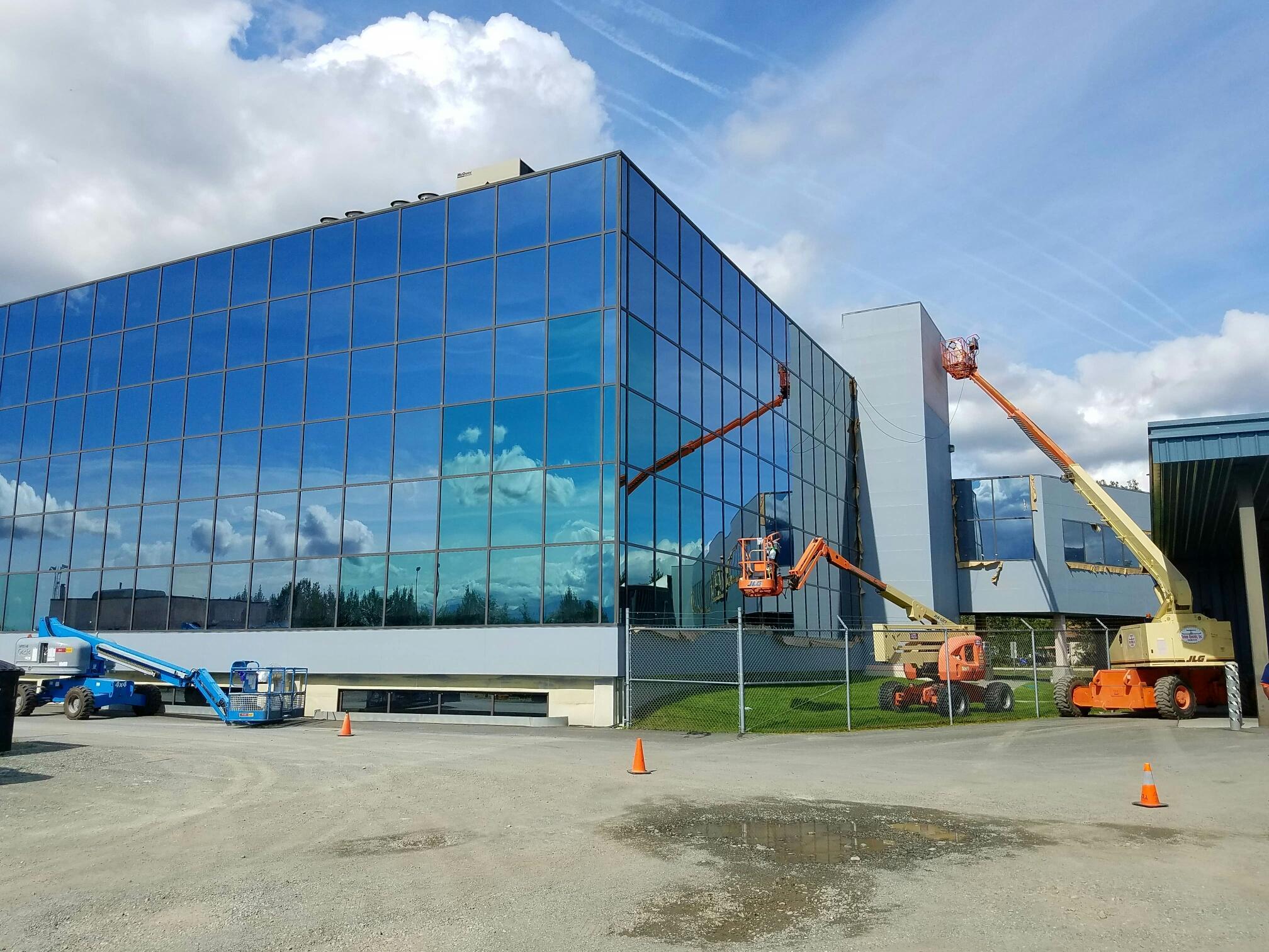 Building Painting contractors