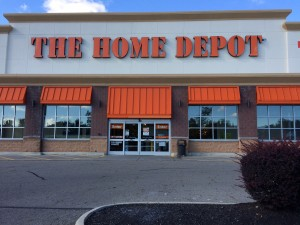 Home Depot Painting contractors