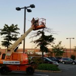 Light Pole Painting Contractors