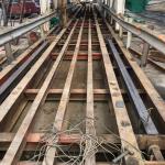 Vapor Blasting | structural steel