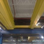 Structural steel painting