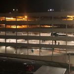 parking garage painting | commercial painting contractor